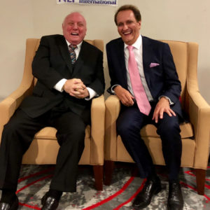 Peter Diaz with Richard Bandler