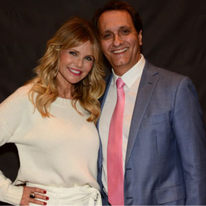 Peter-Diaz-with-Christie-Brinkley