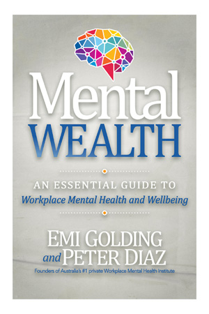 Mental Wealth a book by Peter Diaz and Emi Golding
